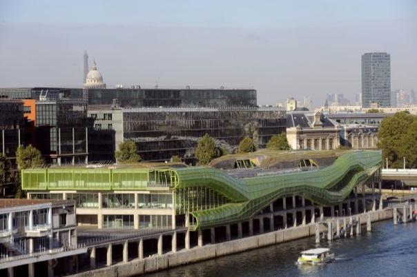Art libre, le musée - Paris