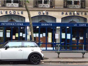 Le café de l'école des parents - Paris