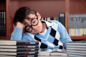 Enfant et manque de sommeil
