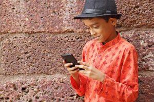 Education par le téléphone mobile
