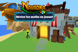 Navadra apprends les maths en jouant