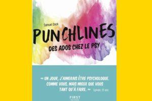 Punchlines de Samuel Dock, phrases choc des ados chez le psy