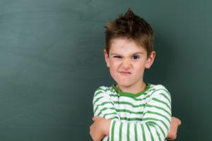 Mon enfant est déçu par sa son prof