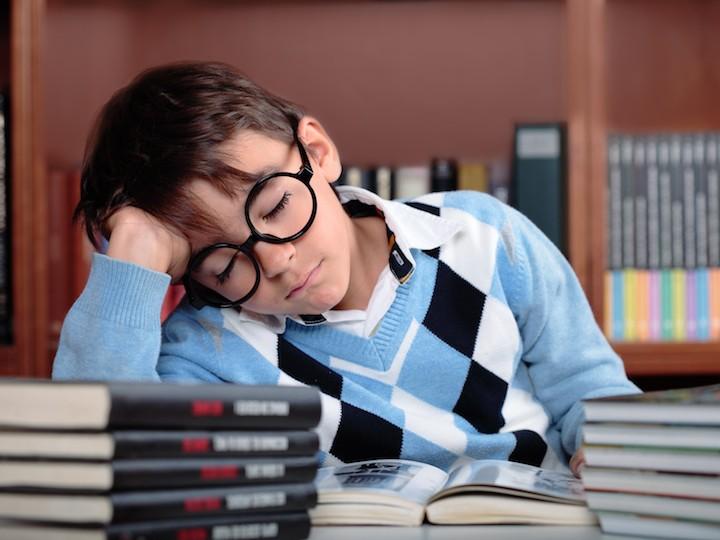 Rentrée scolaire de janvier : sommeil, rythme et diététique