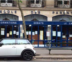 Problème d'éducation? Le café de l'Ecole des Parents (Paris)