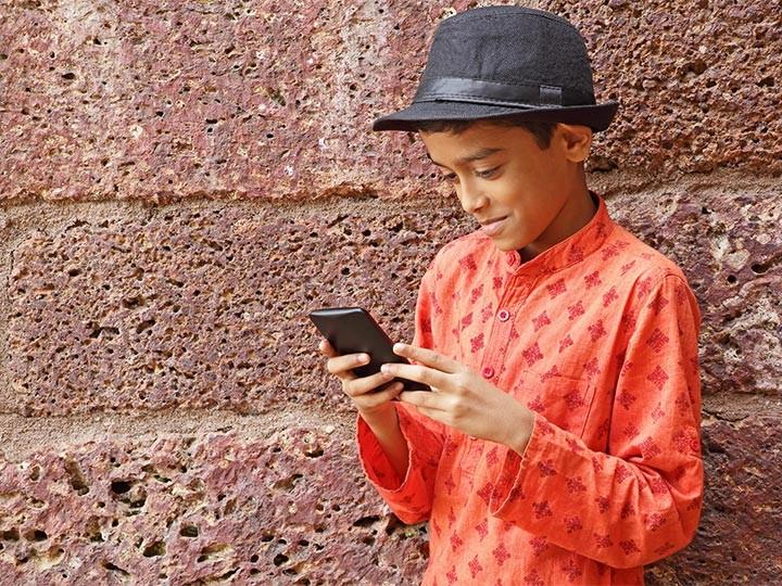 Education : le mobile, quand il n'y a pas de livres
