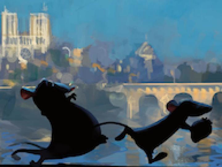 «Pixar, 25 ans d'animation», l'expo choc de Art Ludique, le Musée