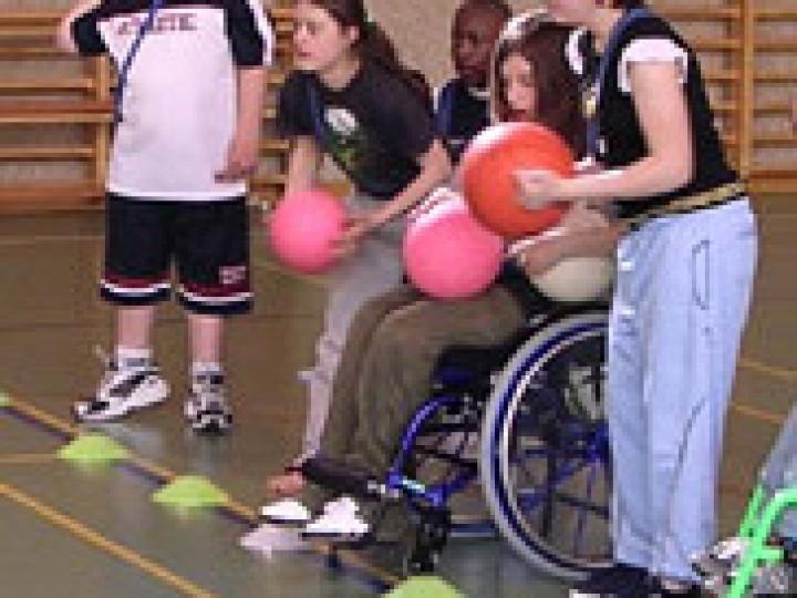Enfants handicapés : une chance pour nos écoles !
