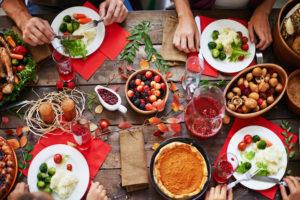 Le dîner en famille est une ressource éducative