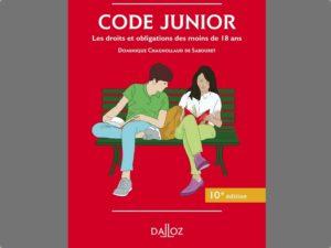 Le Code civil junior 10e édition