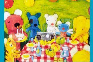Les puzzles forment une ressource extra-ordinaire pour l'acquisition de l'attention, de l'organisation et de l'autonomie de l'enfant