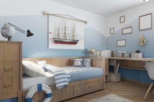Rentrée : bien organiser la chambre de votre enfant