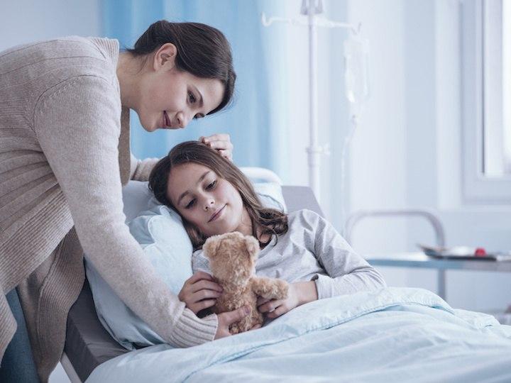 soigner son enfant avec des hydrolats