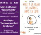 Enfants dans la lune au Salon de l'eEtudiant