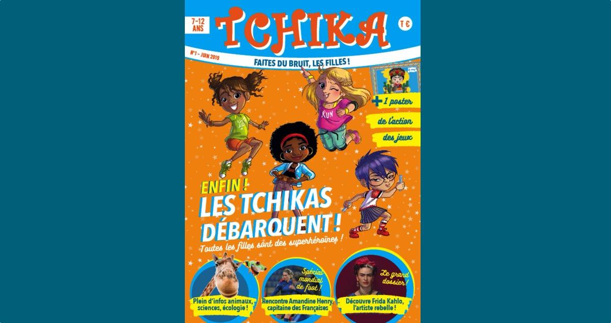 Tchika magazine féministe des filles