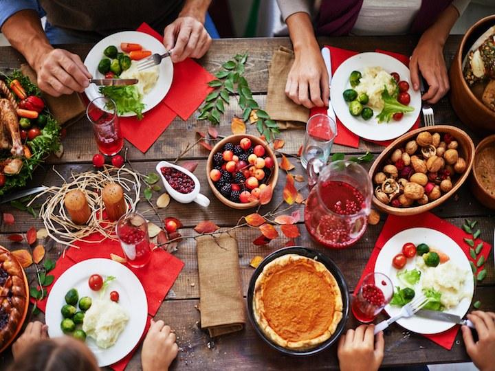 Le dîner de famille est un support d'éducation