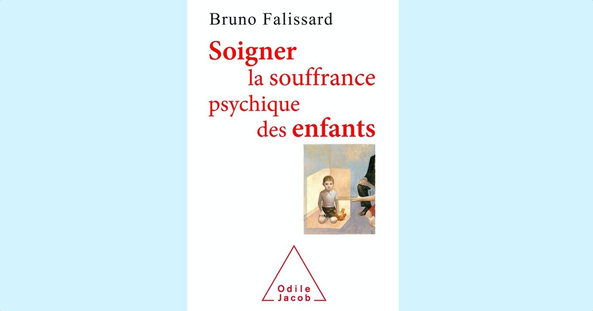 Soigner la souffrance psychique des enfants, Bruno Falissard